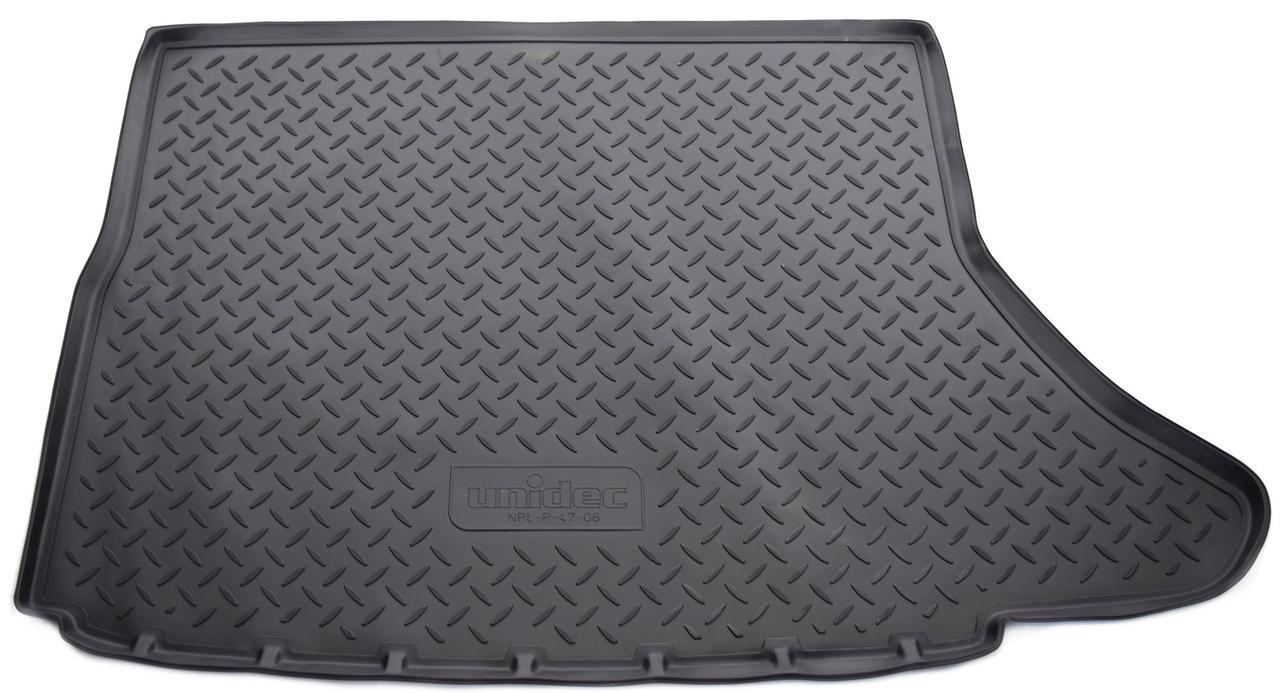 Коврик в багажник Lexus CT 200h (A10A)  (11-) полиуретановый