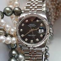Rolex Date Just механические часы мужские женские наручные