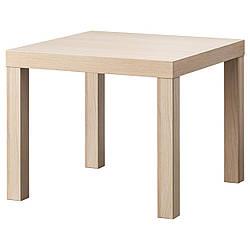 IKEA LACK (703.190.28) Журнальный столик, белый дуб