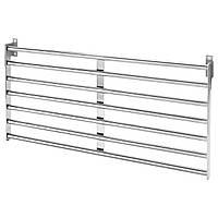 IKEA KUNGSFORS (803.349.19) Настенная решетка из нержавеющей стали