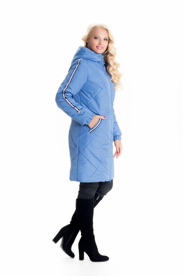 c4249a7520c Женская демисезонная удлиненная куртка батал.42-60. 1 150 грн. Показать  оптовые цены