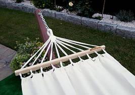 Гамак с деревянной рамой MOTYL 200x80 см, фото 3