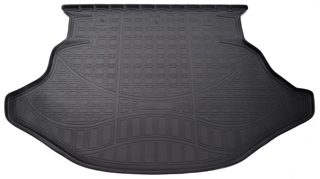 Коврик в багажник Toyota Venza (13-) полиуретановый