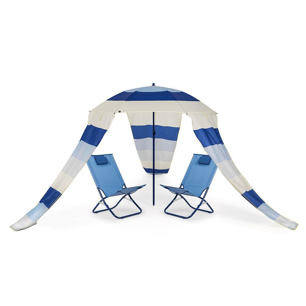Пляжный набор зонт + стулья MAUI CIRCUS EXTRA