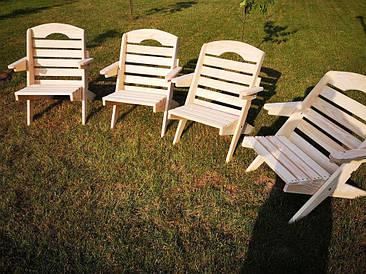Дерев'яною розкладний стілець