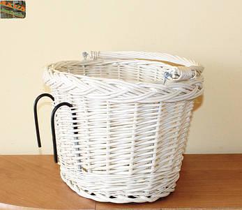 Плетенная корзина White, фото 2