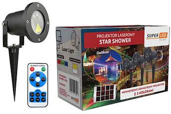 Лазерный проектор Лаз проектор RGB 12в1 Фігури+пульт, фото 2