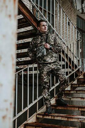 Комплект Ветровка Анорак  Найк (Nike) + Штаны  + Барсетка в Подарок (камуфляж), фото 2