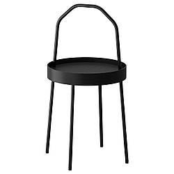 IKEA BURVIK (703.403.84) Журнальный столик, красный