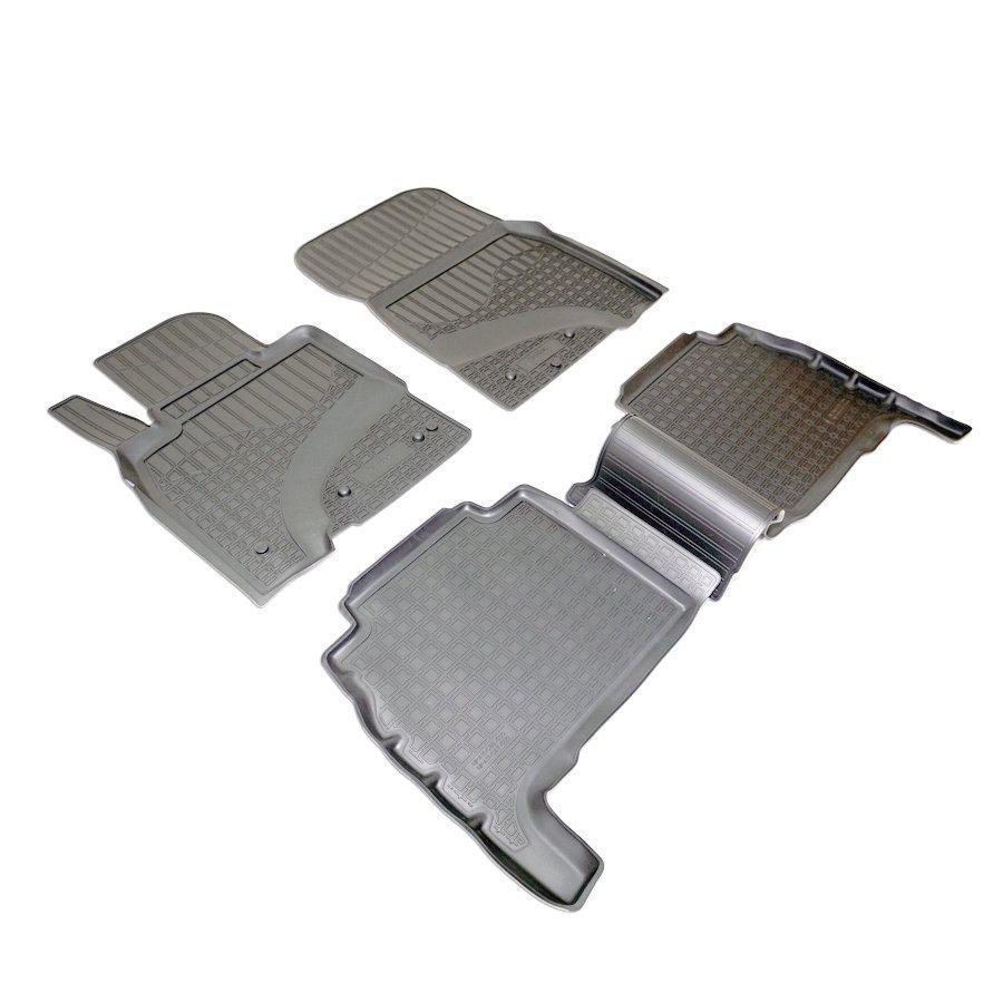 Коврики в салон для Lexus LX 570 (URJ200) (08-) (полиур., компл - 4шт) NPA11-C47-500