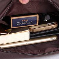 Повседневная деловая мужская сумка,поло, фото 4
