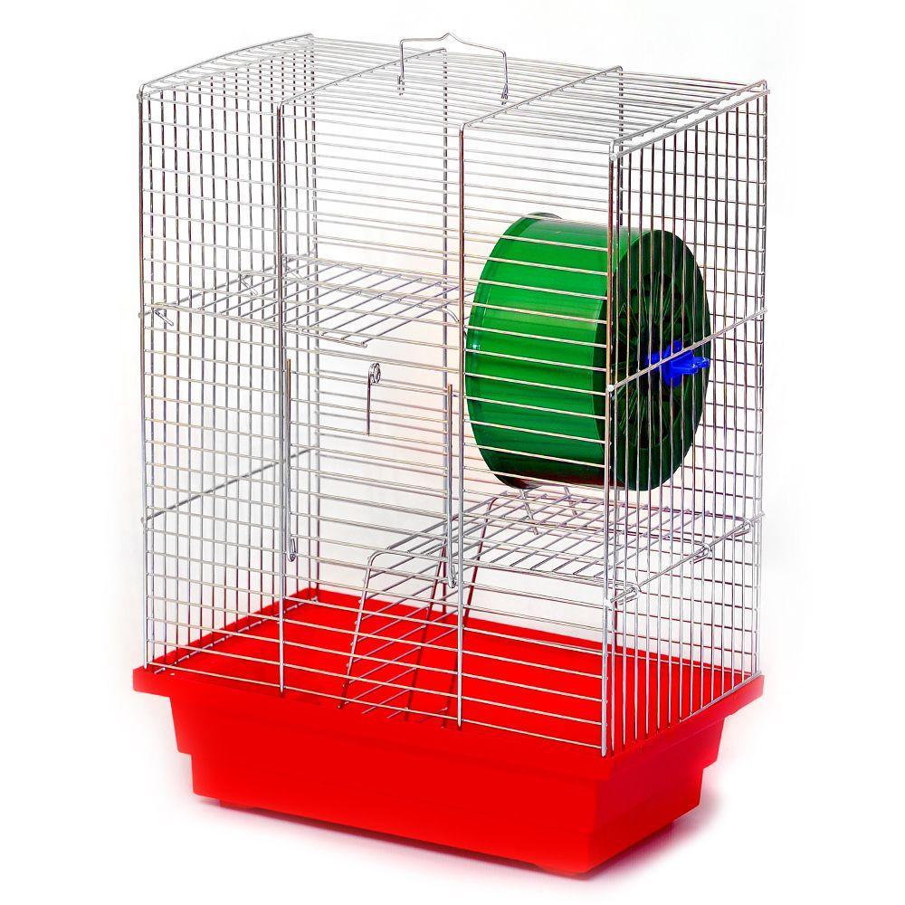 Клетка для грызунов Дом цинк