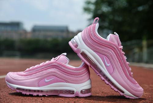 Женские кроссовки в стиле Nike Air Max 97 (Реплика ААА+)
