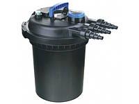 Фильтр прудовый SunSun CPF-250 UV-C, для пруда до 10000 л.
