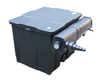 Фильтр прудовый SunSun CBF 350-UV, для пруда до 30000 л.
