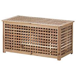 IKEA HOL (501.613.21) Журнальный столик, акация