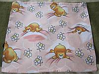 Детское постельное белье Мишка любит мед