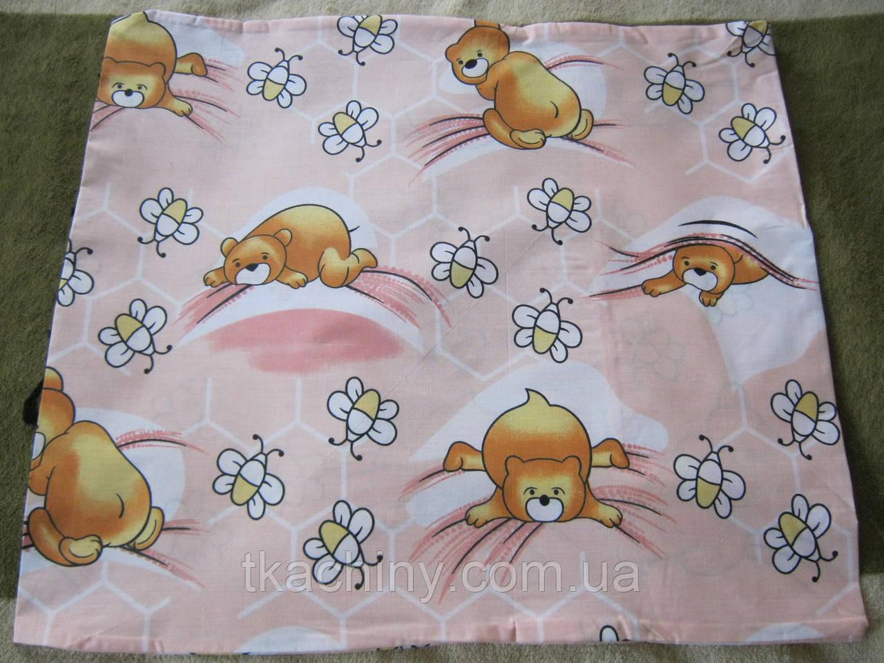 Детское постельное белье Мишка любит мед - Tkachiny Shop в Харькове