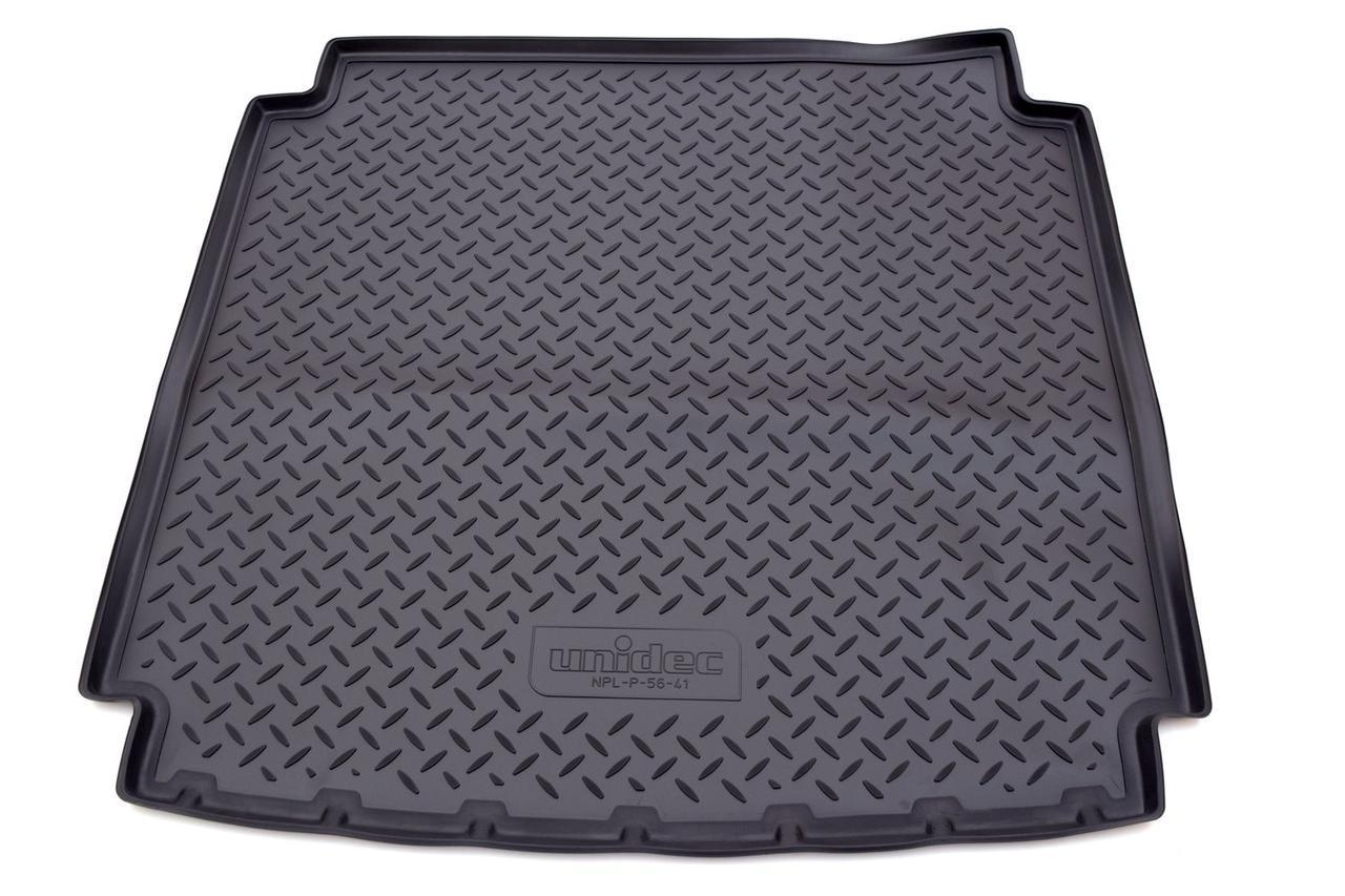 Коврик в багажник для Mercedes-Benz M (W164) (05-11) полиуретановый NPL-P-56-41