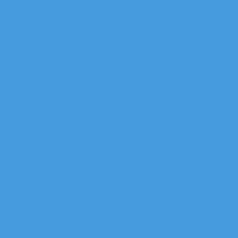 Глянцевые натяжные потолки Бельгия голубой L 114