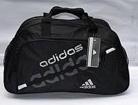 Спортивная дорожная сумка Adidas черная