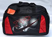 Дорожная сумка Nike Т90 с красным значком