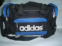 Небольшая сумка дорожная adidas синяя