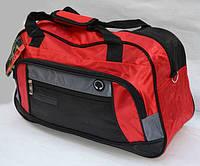 Стильная сумка для дороги фирмы Elenfancy красная