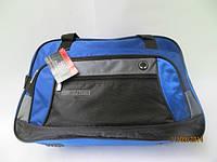 Дорожная модная сумка  ElenFancy (синяя)