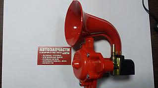 Сигнал с электро клапаном воздушный 24В для грузовиков ДК