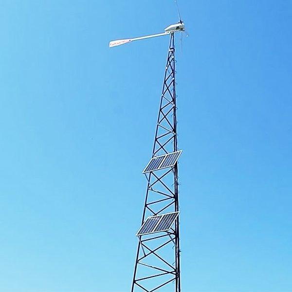 Щогли для вітрогенераторів