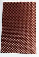 Коврик для сервировки стола бордового цвета 450*300 мм