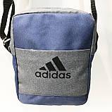 Спортивные барсетки Adidas S\M (черный+камуфляж)16*20см, фото 2
