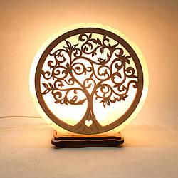 Соляной светильник Дерево 3