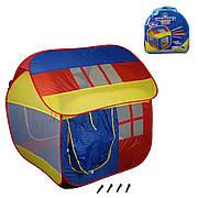 """Палатка детская PLAY SMART 905M (5039 S)  """"Волшебный домик"""" в сумке 107 х 104 х 111 см"""