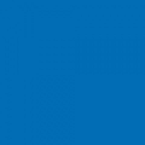 Матовые сатиновые натяжные потолки Китай  голубой M 114