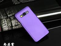 Пластиковый чехол для Samsung Galaxy A3 A300 фиолетовый, фото 1