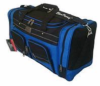Дорожная стильная сумка фирмы ELENFANCY среднего размера