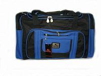 Дорожная сумка ELENFANCY синий карман