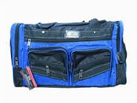 Дорожная стильная сумка ELENFANCY с карманами на замках
