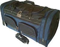 Дорожная стильная  сумка фирмы ELENFANCY большая