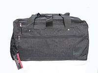 Дорожная  удобная сумка фирмы ELENFANCY чисто черная