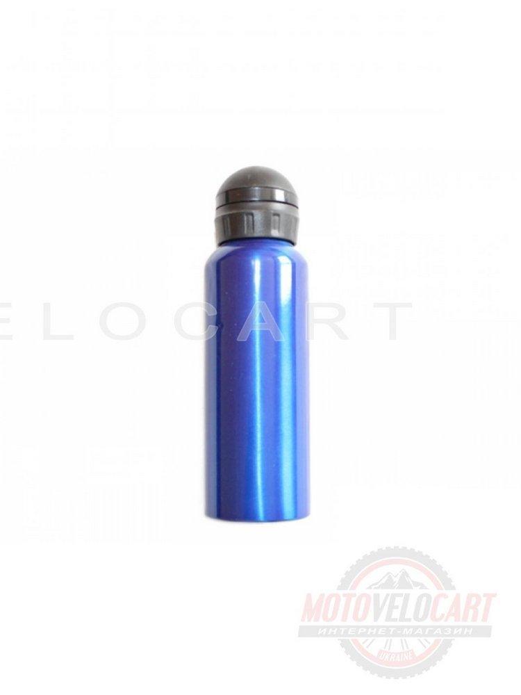 Велосипедная фляга (алюминиевая, в ассортименте) (500ml)   KL, шт