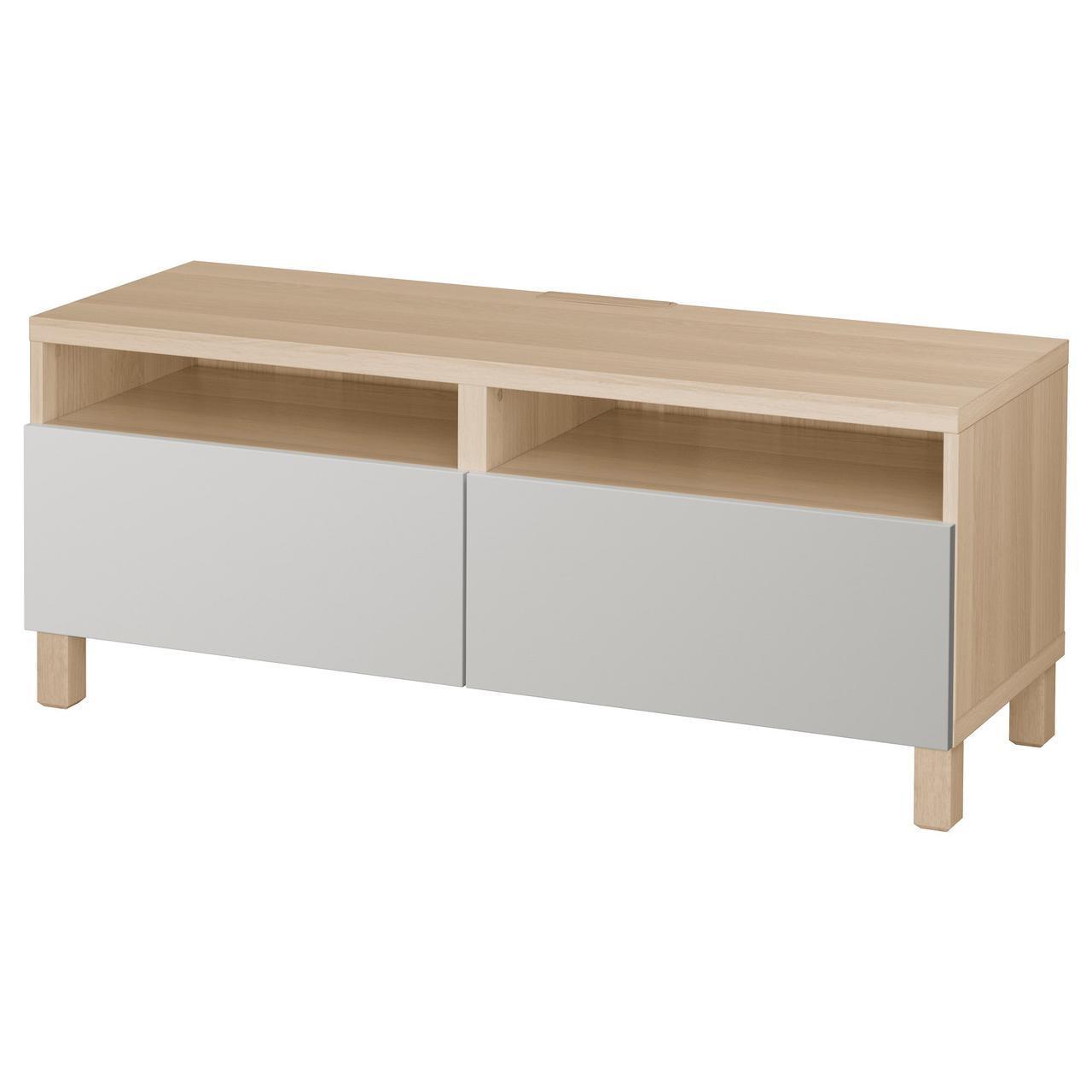 IKEA BESTA (291.979.87) Тумба под ТВ с выдвижными ящиками