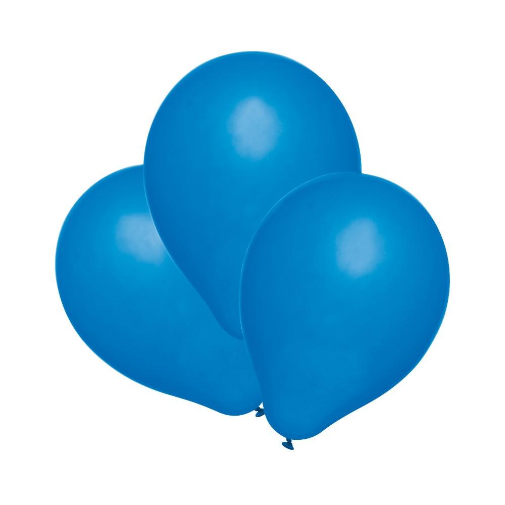 Воздушные шары Susy Card 25шт 20см синие