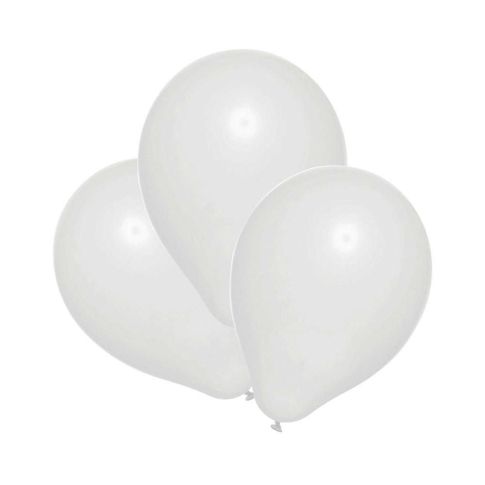 Воздушные шары Susy Card 25шт 20см белые