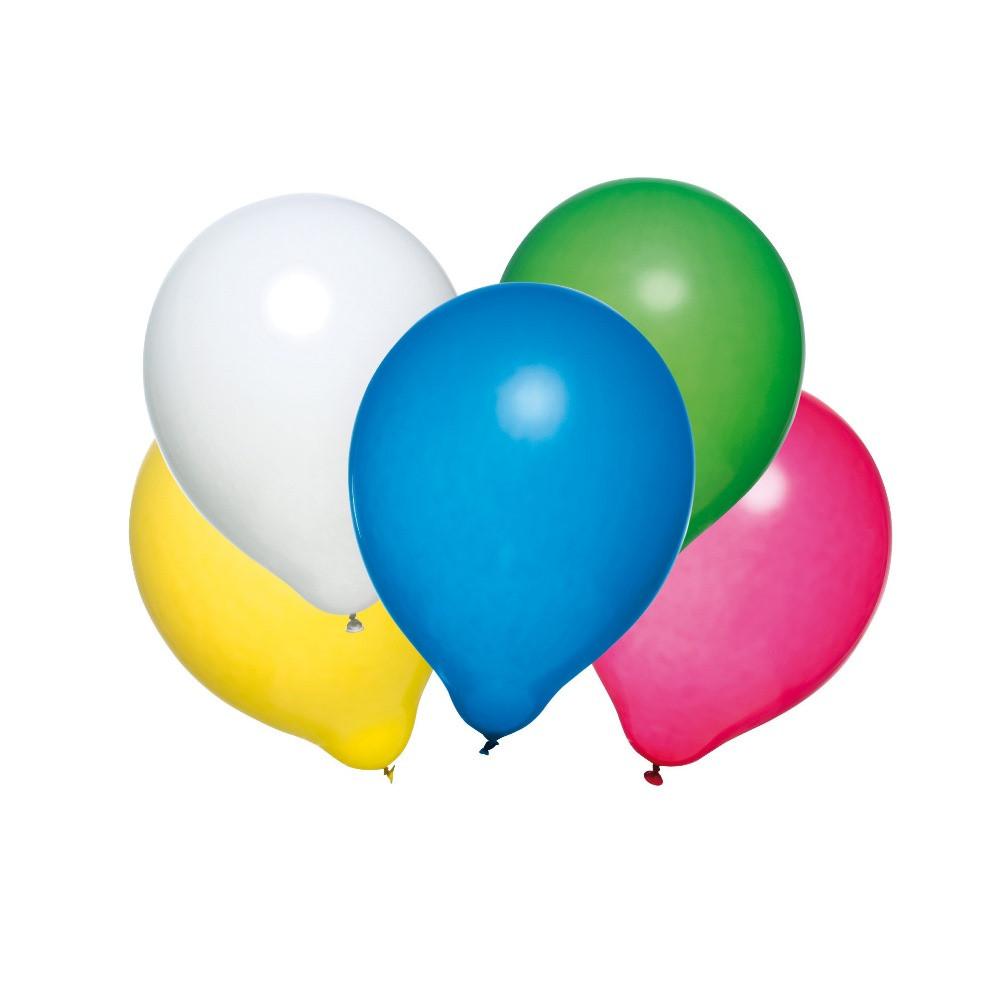 Воздушные шары Susy Card 25шт 20см ассорти