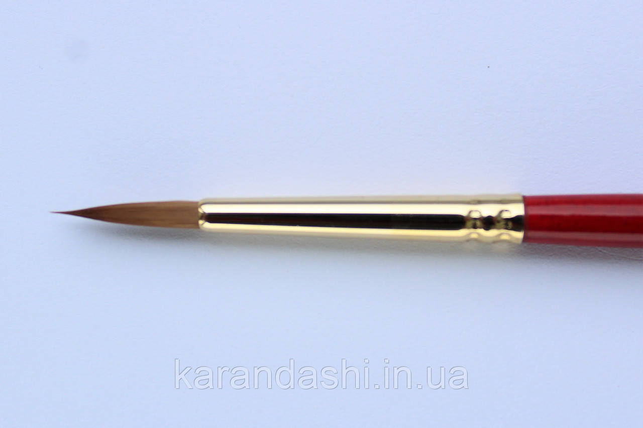 "Кисть Pinax ""Oro Rosso"" Синтетика 751  Круглая N 4"