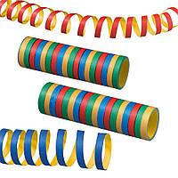 Серпантин Susy Card 4м 2шт Stripes в полоску