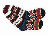 Носки шерстяные вязаные, фото 2